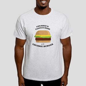 Chubbie's Famous Burger Light T-Shirt