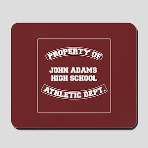 John Adams High School Mousepad