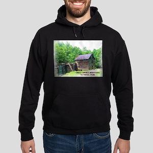 Great Smoky Mountains NP Mingus Mill Hoodie (dark)