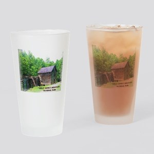 Great Smoky Mountains NP Mingus Mil Drinking Glass