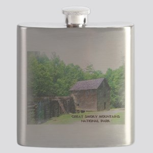 Great Smoky Mountains NP Mingus Mill Flask