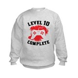 10th birthday Crew Neck