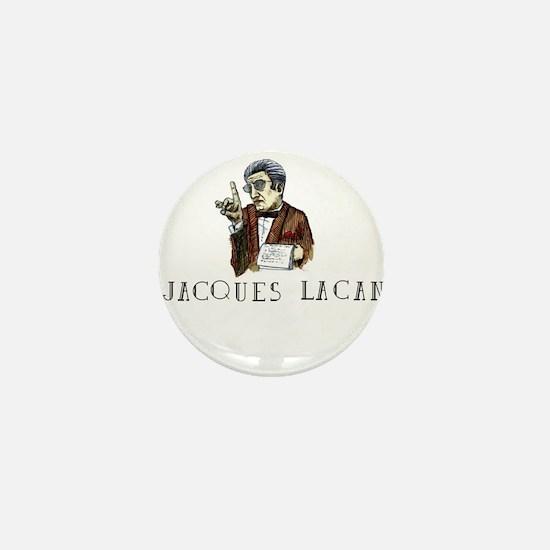 Jacques Lacan Mini Button