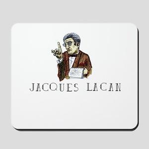 Jacques Lacan Mousepad