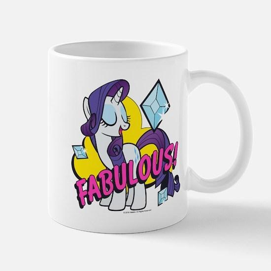 MLP Rarity Fabulous! Mug