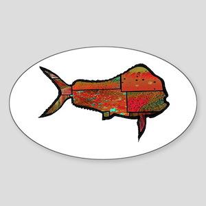 MAHI Sticker