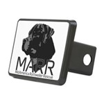 Marr Logo Rectangular Hitch Cover