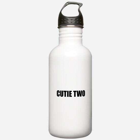 Cutie Two Water Bottle