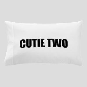 Cutie Two Pillow Case