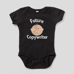 Future Copywriter Baby Bodysuit