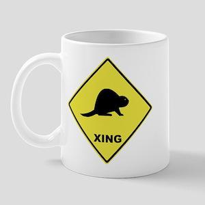 Beaver Crossing Mug