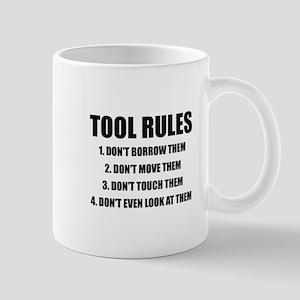 Tool Rules Mugs
