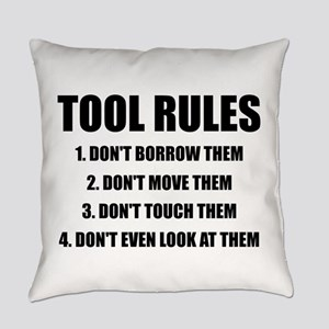 Tool Rules Everyday Pillow