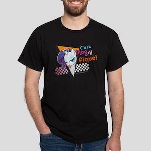 MLP Rarity C'est Magnifique! Dark T-Shirt
