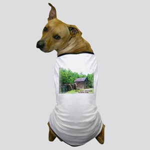 Great Smoky Mountains NP Mingus Mill Dog T-Shirt