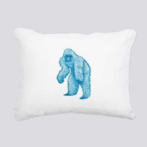 EXISTENCE Rectangular Canvas Pillow