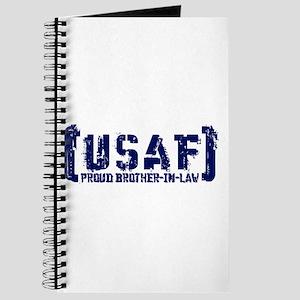 Proud USAF BroNlaw - Tatterd Style Journal