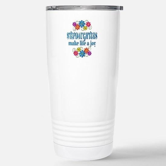 Stepdaughter Joy Stainless Steel Travel Mug