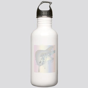 Melting Ice Guitar Stainless Water Bottle 1.0L