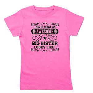1057d58d52 Big Sister T-Shirts - CafePress