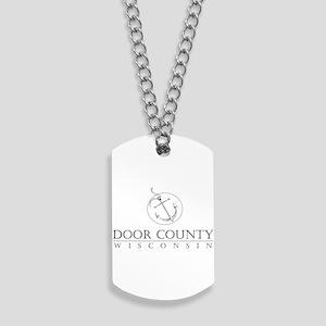 Door County Anchor Dog Tags