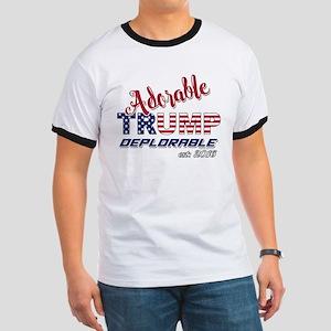 Adorable TRUMP Deplorable 2016 T-Shirt