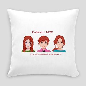 MC1R Redhead mutant gene products Everyday Pillow