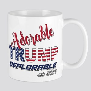 Adorable TRUMP Deplorable 2016 Mugs