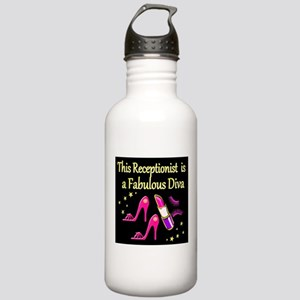 RECEPTIONIST Stainless Water Bottle 1.0L