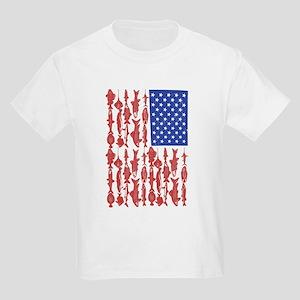 American Flag Fish T-Shirt