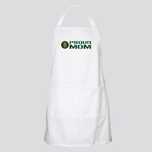 U.S. Army: Proud Mom (Green) Apron