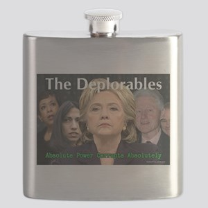 The Deplorables Flask