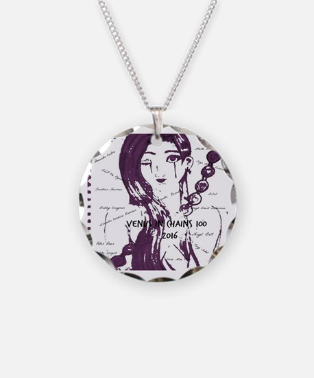 Funny Hollywood icon Necklace