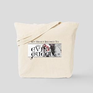 My Heart Belongs to the EQ Tote Bag