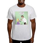 Postcard Explanation Light T-Shirt