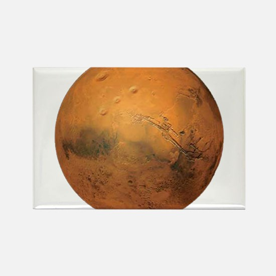 Planet Mars Magnets