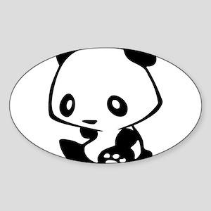 Kawaii Panda Sticker