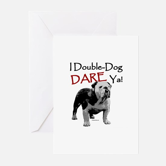 Double-Dog Dare! Greeting Cards (Pk of 10)