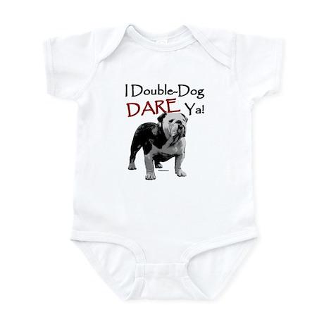 Double-Dog Dare! Infant Bodysuit