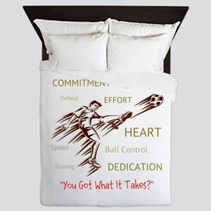 Got What It Takes? Queen Duvet