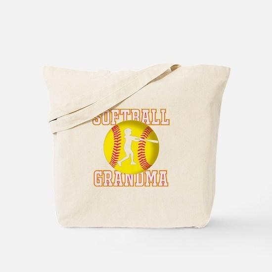 Softball Grandma - Batter Tote Bag