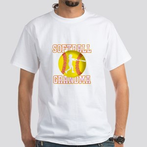 Softball Grandma - Batter T-Shirt