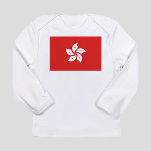 Hong Kong Long Sleeve T-Shirt