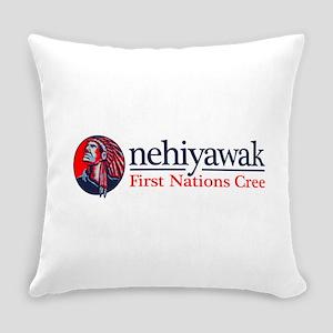 Nehiyawak Everyday Pillow