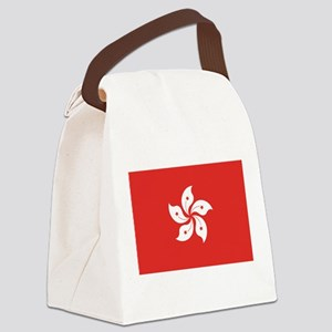 Hong Kong Canvas Lunch Bag