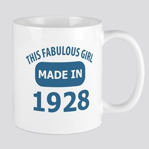 This Fabulous Girl Made In 1928 Mug