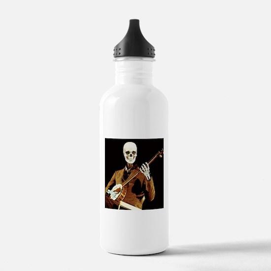 Ghost Banjo Water Bottle