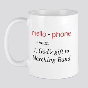 Definition of Mellophone Mug