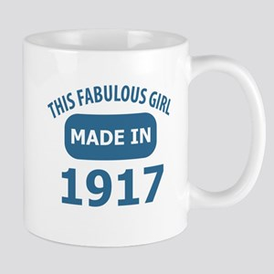 This Fabulous Girl Made In 1917 Mug