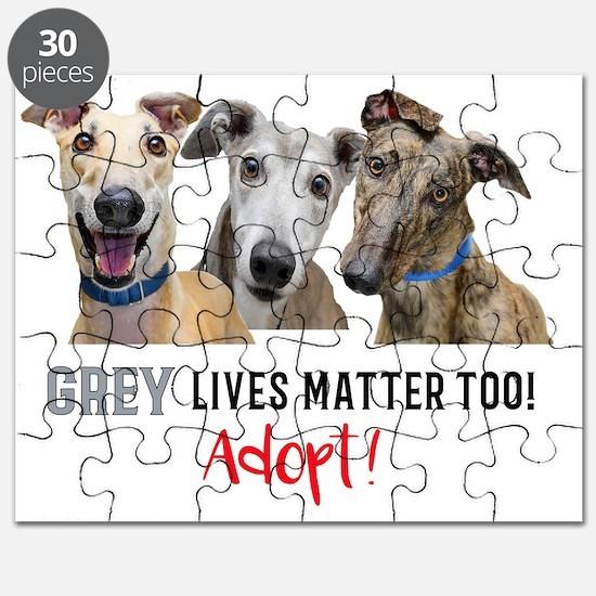 Unique Greyhound Puzzle